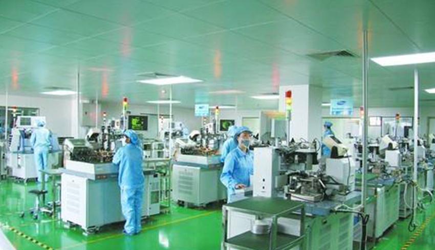 工厂生产图片