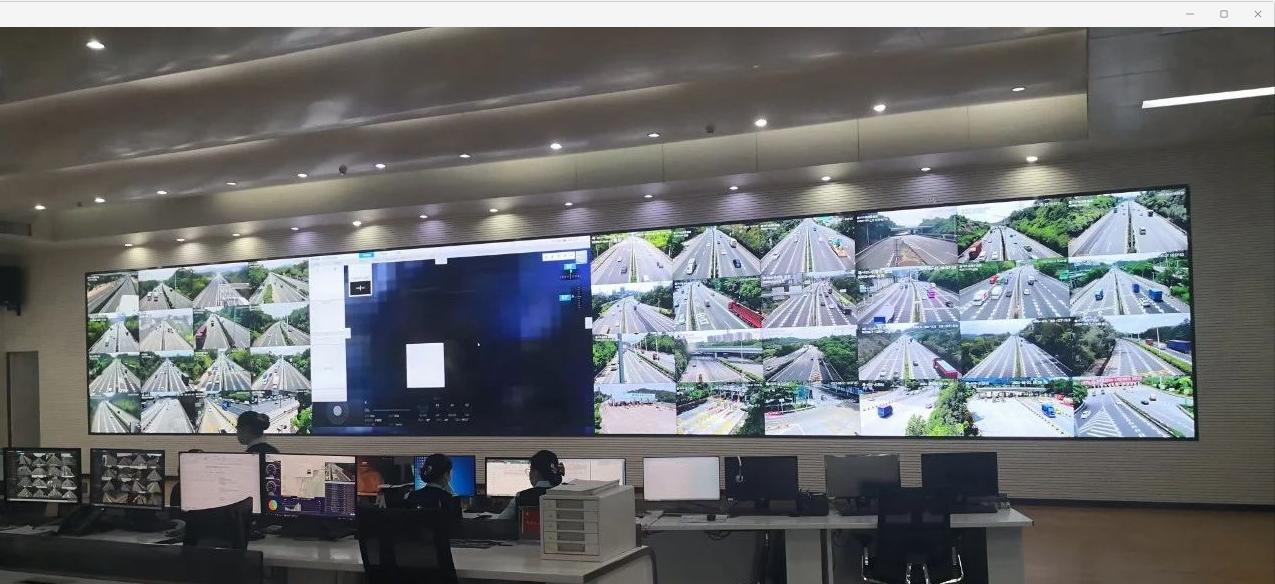 解析大屏幕液晶拼接幕墙的特色优势